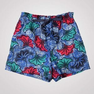shorts pyjama wax jungle curly nights