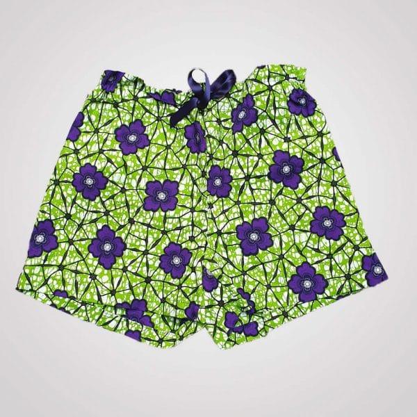 short garden curly nights pyjama avec poches