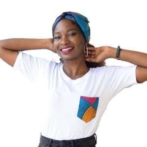 T-Shirt Femme ARLEQUIN