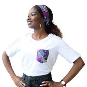 T-Shirt Femme VIOLINE