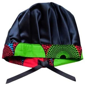 bonnet satin wax enfant cube